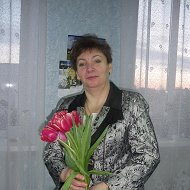 Светлана Минюк (Савинская)